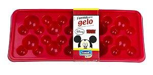Forma Gelo Plastica Mickey - Plasutil