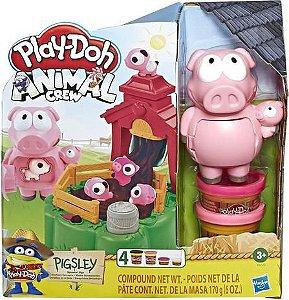 Porquinhos Brincalhões Play Doh - Hasbro