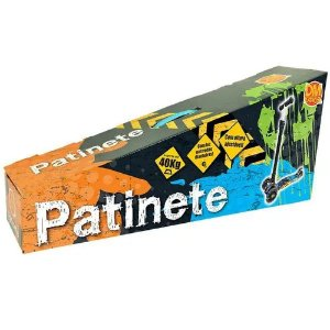 Patinete Radical FLASH DM TOYS DMR5360