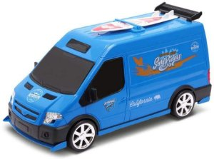 Carro Van do Surf Azul - Omg