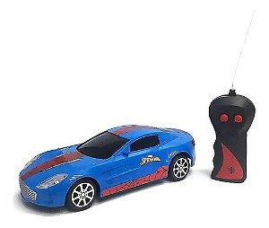 Carro De Controle Remoto Homem-aranha - Web Storm - Candide