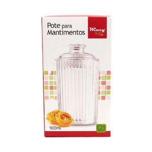 Pote Para Mantimentos 900ML - Wincy