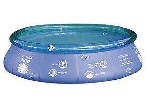 Piscina Redonda Inflável Splash Fun 7800L - Mor