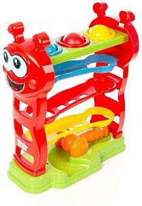Centopeia Atividade Bebês Baby Péia - Maral Brinquedos