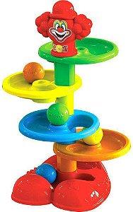 Brinquedo Educativo Palhaço Pom Pom - Maral