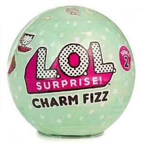 Boneca lol surprise charm fizz - Candide