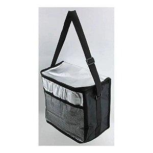 Bolsa Térmica Metalizada Cooler Com Alça 5.5 Litros - Casita