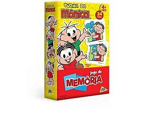 Jogo da Memória Turma da Mônica - Toyster