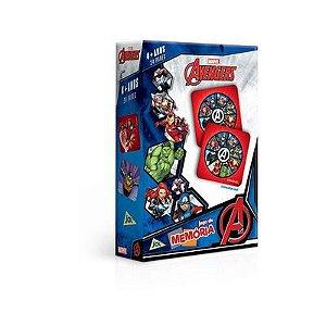 Jogo da Memória Os Vingadores - Toyster