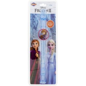 Flauta Transparente E Frozen Toyng