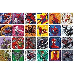 Jogo de memória Spider-man - Marvel