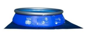 Forro para Piscina 9000 L Splash Fun - Mor