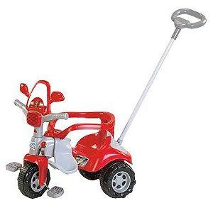 Triciclo infantil Tico Tico Zoom Bombeiro - Magic Toys