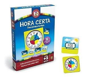 Jogo Hora Certa - Grow