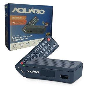 Conversor Digital Full HD Compacto - Aquario