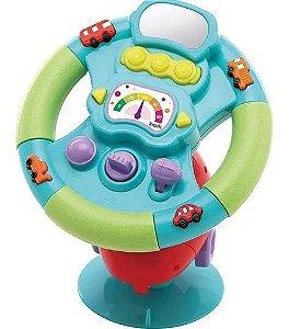 Volante Baby C/Som - DM Toys
