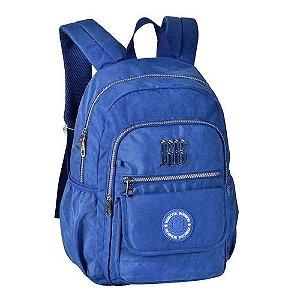 Mochila Escolar Rebecca Bonbon - Azul