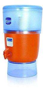 Filtro De Barro para Água São João Advance Plus 4 Litros 1 Vela 1 Boia - Stéfani - Cerâmica Stéfani