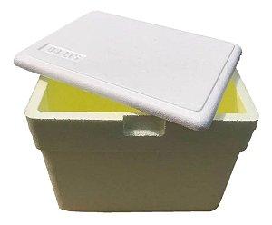 Caixa De Isopor 8 Litros Térmica Isomil