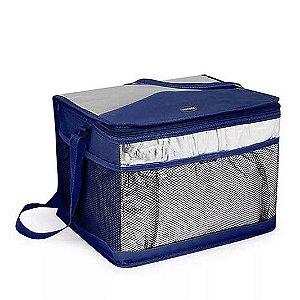 Bolsa Térmica Azul 15 Litros - Mor