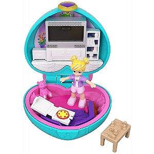 Boneca Polly Mini Estojo Mattel