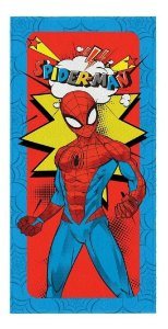Toalha De Banho Infantil Spider-man Ii Avulsa - Lepper