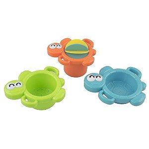 Brinquedo Amiguinho de Banho Para Bebês - Bbr Toys