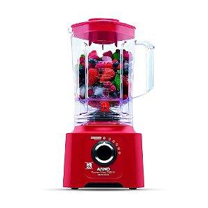 Liquidificador Power Max 700w Vermelho 127v - Arno