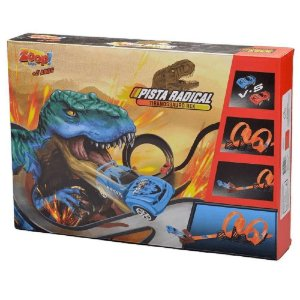Pista Radical Tiranossauro Rex - Zoop Toys