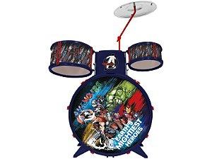 Bateria de Brinquedo Vingadores - Toyng