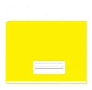 Caderno Amarelo Vert. 96FLS - Kajoma