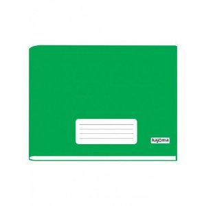 Caderno Verde 96FLS - Kajoma