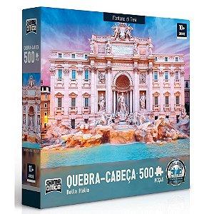Jogo Quebra Cabeça Bella Itália 500PCS Toyster