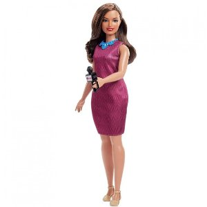 Boneca Barbie Profissões Jornalista - Mattel