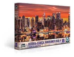 Jogo Q.Cab.Skyline Manhattan 1500PCS - Toyster