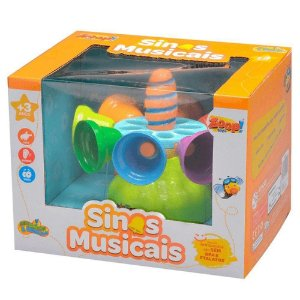 Sinos Musicais - Zoop Toys