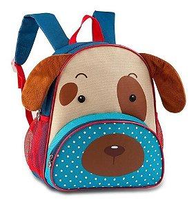 Mochila Infantil Pets Cachorro - Clio