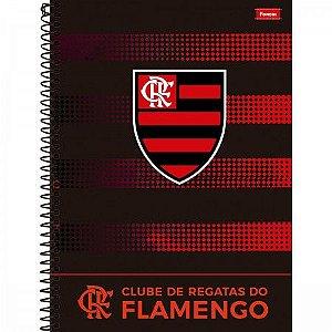 Caderno Univ. Flamengo CD 10X1 200 FLS - Foroni