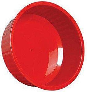 Bacia Pequena 1,5 Litros Plastico Vermelha - Jaguar