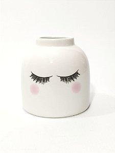 Vaso Decorativo Resina - Amigold
