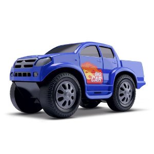 Carro Pick-Up Big Car Samba Toys