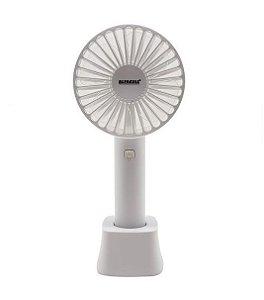 Mini Ventilador Portátil Branco Alfacell