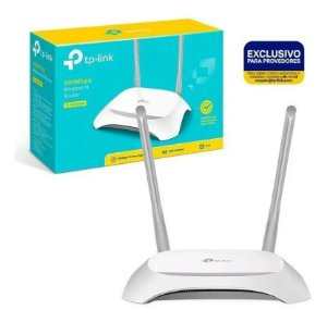 Roteador Wireless 300mbps Tp-link Tl-wr840n Versão 6.0