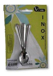 Colher Para Café Inox - Viel
