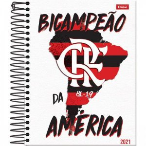 Agenda do Flamengo - Foroni