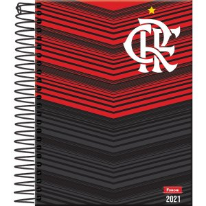 Agenda do Flamengo 2021 - Foroni
