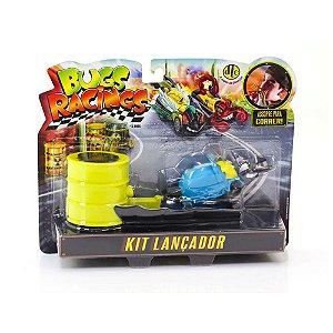 Veículo e Pista com Lançador Bugs Racing Blast - DTC