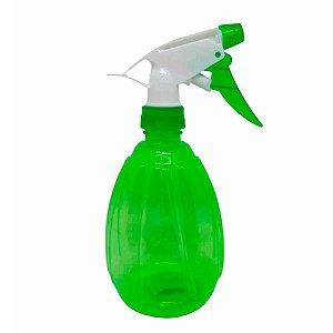 Borrifador De Plástico Verde 350ML Amigold