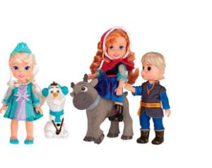 Turma da Frozen - Disney Sunny