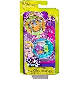 Polly Pocket Mini Estojo - Mattel